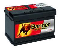 Autobatterie Banner Power Bull 74Ah