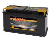Autobatterie BSA Performance 100Ah
