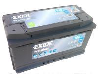 Exide Premium Autobatterie 100Ah 12V