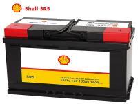 Shell 12V 100Ah Autobatterie