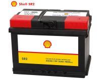 Shell 12V 56Ah Autobatterie