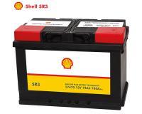 Shell 12V 74Ah Autobatterie