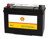 Shell Asia 100Ah Autobatterie 60033