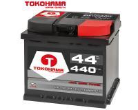 Tokohama T1 Autobatterie 44Ah 440A