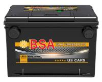 US Autobatterie BSA 75Ah