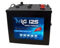 NRG LKW Nato Block 125Ah Starterbatterie