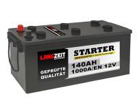 Langzeit LKW Batterie 140Ah