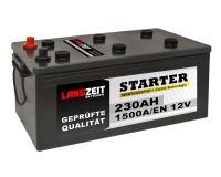 Langzeit LKW Batterie 230Ah
