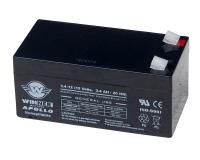 APOLLO AGM 3.4Ah 12V Akku Batterie