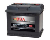 BSA Autobatterie 52Ah / 12V / 520A/EN
