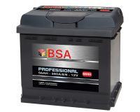 BSA Autobatterie 56Ah / 12V / 590A/EN