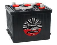 LANGZEIT Handarbeit Oldtimer Batterie 77Ah / 6V