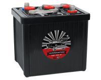 LANGZEIT Handarbeit Oldtimer Batterie 84Ah / 6V