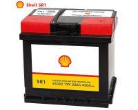 Shell Autobatterie 12V / 53Ah