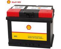Shell Autobatterie 12V / 64Ah