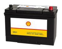 Shell Asia Autobatterie 12V / 100AH / 780A/EN