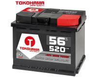 Tokohama Autobatterie 56Ah / 12V