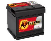 Banner Autobatterie 44Ah / 420A