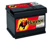 Banner Autobatterie 62Ah / 540A