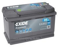 Exide Autobatterie 85Ah EA852