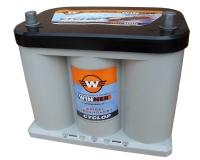 WINNER CYCLOP Bootsbatterie 55Ah Batterie