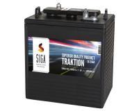 Antriebsbatterie 6V 260Ah Blockbatterie