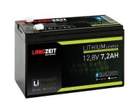 Langzeit Lithium Batterie 7.2Ah / 12V