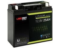 Langzeit Lithium Batterie 25Ah / 12V