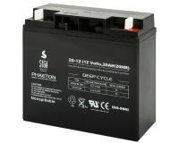SIGA Akku 20Ah 12V Batterie