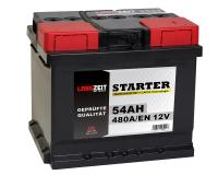 LANGZEIT Autobatterie  54Ah / 12V