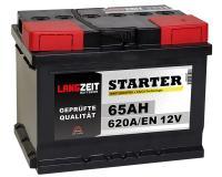 LANGZEIT Autobatterie  65Ah / 12V