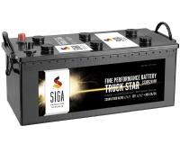 SIGA LKW Batterie 230Ah HD