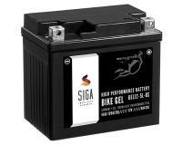 BSA Gel Motorrad Batterie 12V / 5Ah / 115/EN