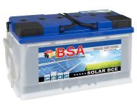 SOLAR 120Ah Semi-Traktionsbatterie