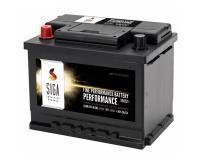 SIGA US Autobatterie 62Ah 550A/EN