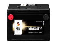 SIGA US Autobatterie 60Ah 550A/EN 12V
