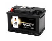 SIGA US Autobatterie PPL 75Ah 640A/EN 12V