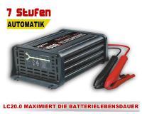 Loadchamp LC20.0 Auto Solar Batterie Ladegerät