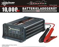 Loadchamp 24V 10A LKW Solar Batterie Ladegerät