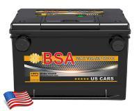 Autobatterie 75Ah für USA US Batterie