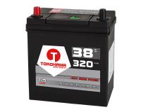 Autobatterie ASIA 38Ah 12V PPL