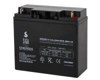 Blei Akku 22Ah 12V Hochstrom Batterie