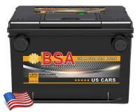 Autobatterie 65Ah für USA US Batterie