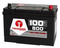 Autobatterie ASIA 100Ah 12V PPR