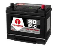 Autobatterie ASIA 80Ah 12V PPR