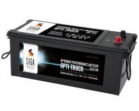 SIGA OPTI TRUCK LKW Batterie SHD 230 Ah