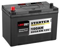 Langzeit Autobatterie ASIA 100Ah 12V PPR