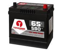 Autobatterie ASIA 65Ah 12V PPR
