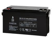 Phaeton AGM Batterie 80Ah 12V Blei Akku