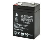 AGM 5Ah 6V Akku, Batterie